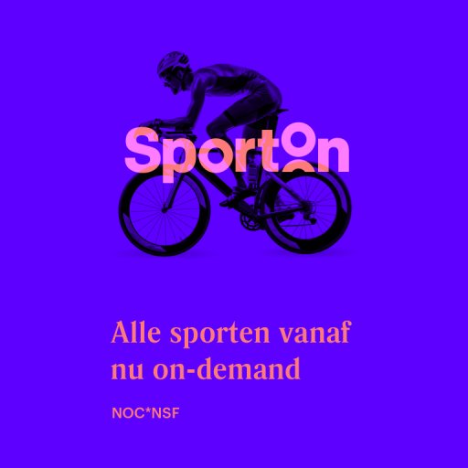 Alle sporten vanaf nu on-demand