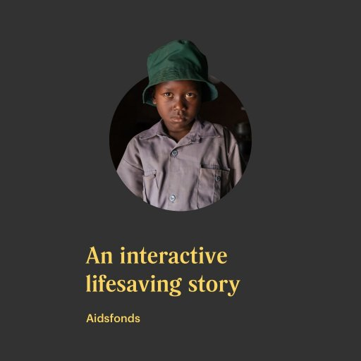 An interactive lifesaving story