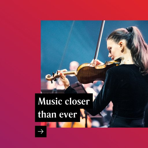 Music closer than ever